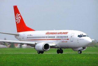 Georgian Airways-ը կրկնակի ավելացրել Է Երեւան չվերթների քանակը Ռուսաստանի արգելքից հետո