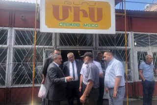 ՍԱՏՄ-ն կասեցրել է Գյումրիում մսամթերքի վաճառքի որոշ կետերի աշխատանքը