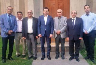 Նախարար Արշակյանն Իրանի հայ համայնքին ներկայացրել է «Հայկական վիրտուալ կամուրջ» ծրագիրը