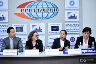 Արիզոնայում քննարկում են Հայաստանի հետ առևտրային գրասենյակ բացելու հարցը