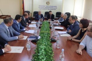Հայաստանում ծառայություններ մատուցող 7 ընկերություններ «գեոպորտալ» ստեղծելու համաձայնագիր ստորագրեցին Կադաստրի կոմիտեի հետ