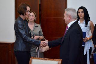 Ստորագրվել են դրամաշնորհային համաձայնագրեր ՀՀ և ՎՎԲ միջև