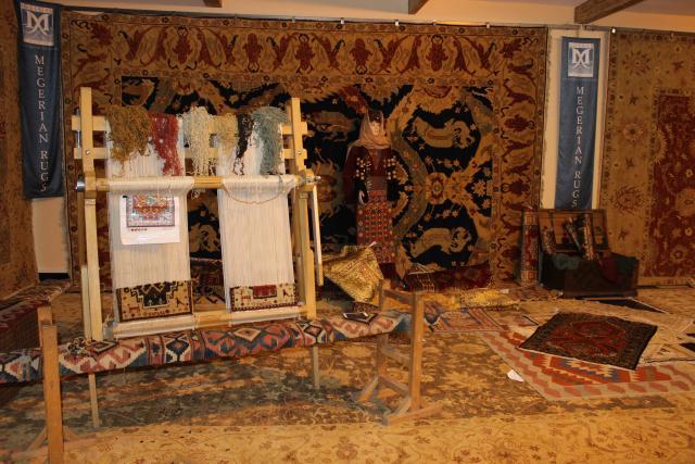 2019թ. հունվար-մայիս ամիսներին Հայաստանում գորգերի արտադրությունն աճել է 1.7 անգամ