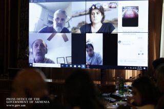 Տեսակոնֆերանս՝ ELARD ընկերության փորձագետների հետ. տեսանյութ