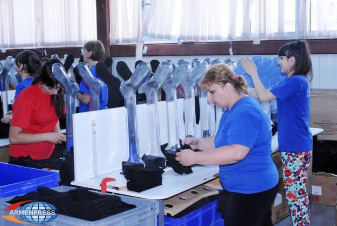 ՀՀ կառավարությունը նոր արտոնություն տրամադրեց տրիկոտաժի ոլորտի ընկերությանը. ստեղծվել է 79 աշխատատեղ