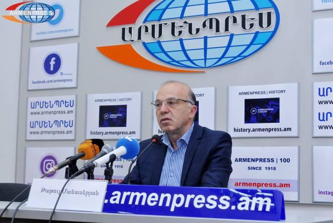 Թաթուլ Մանասերյան. Կենտրոնական բանկը բավական հավասարակշռված դրամավարկային քաղաքականություն է վարում