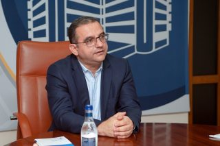 Տիգրան Խաչատրյանն ընդունել է Իրան-Հայաստան առևտրական պալատի ներկայացուցիչներին