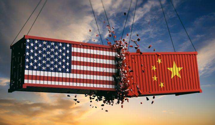 Goldman Sachs-ի վերլուծաբաններն անհանգստացած են ԱՄՆ-Չինաստան առևտրային պատերազմով