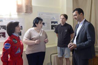 Երևանում մեկնարկել են Միջազգային ամառային տիեզերական դպրոցի աշխատանքները