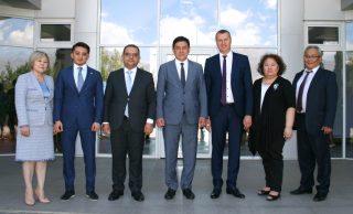 Տիգրան Խաչատրյանը մասնակցել է ԵԱՏՄ էկոնոմիկայի նախարարների նիստին
