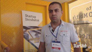 Գրիգոր Հովհաննիսյան. Beeline Startup Incubator-ի ստարտափների նկատմամբ մեծ հետաքրքրություն կա