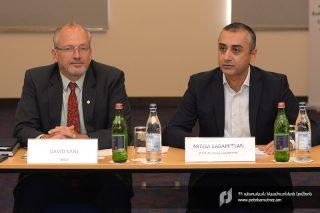 Երևանում անցկացվել է «Համապատասխանության և իրավակիրարկման փաթեթ» խորագրով տարածաշրջանային աշխատաժողով