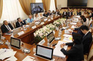 Տեղի է ունեցել Եվրասիական տնտեսական հանձնաժողովի Կոլեգիային կից հարկային քաղաքականության և վարչարարության խորհրդատվական կոմիտեի XV նիստը