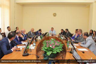 Նիստում քննարկվել են Եվրասիական եւ տարածաշրջանային ինտեգրման արդի հիմնախնդիրներ