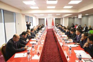 Երևանում կայացել է առևտրատնտեսական հարցերով հայ-չինական համատեղ հանձնաժողովի 10-րդ նիստը