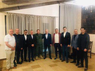 ՏՀՏ գործատուների միության խորհրդի անդամները հանդիպեցին պաշտպանության նախարար Դավիթ Տոնոյանի հետ