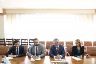 Ֆրանսիական THALES Group-ի հետ քննարկվել են Հայաստանում գործունեություն ծավալելու հեռանկարները