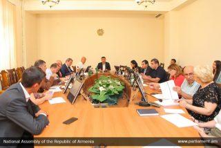 Քննարկվել են ՀՀ պետական եկամուտների կոմիտեի բյուջետային ծրագրերը
