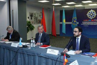 Տիգրան Ավինյանը մասնակցեց ՀԱՊԿ ռազմատնտեսական համագործակցության միջպետական հանձնաժողովի նիստին