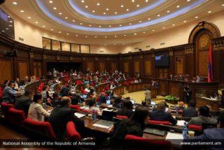 Ազգային Ժողովն առաջին ընթերցմամբ ընդունեց 56 մլրդ դրամ ԱԱՀ պարտքը հարկ վճարողներին վերադարձնելու նախագիծը