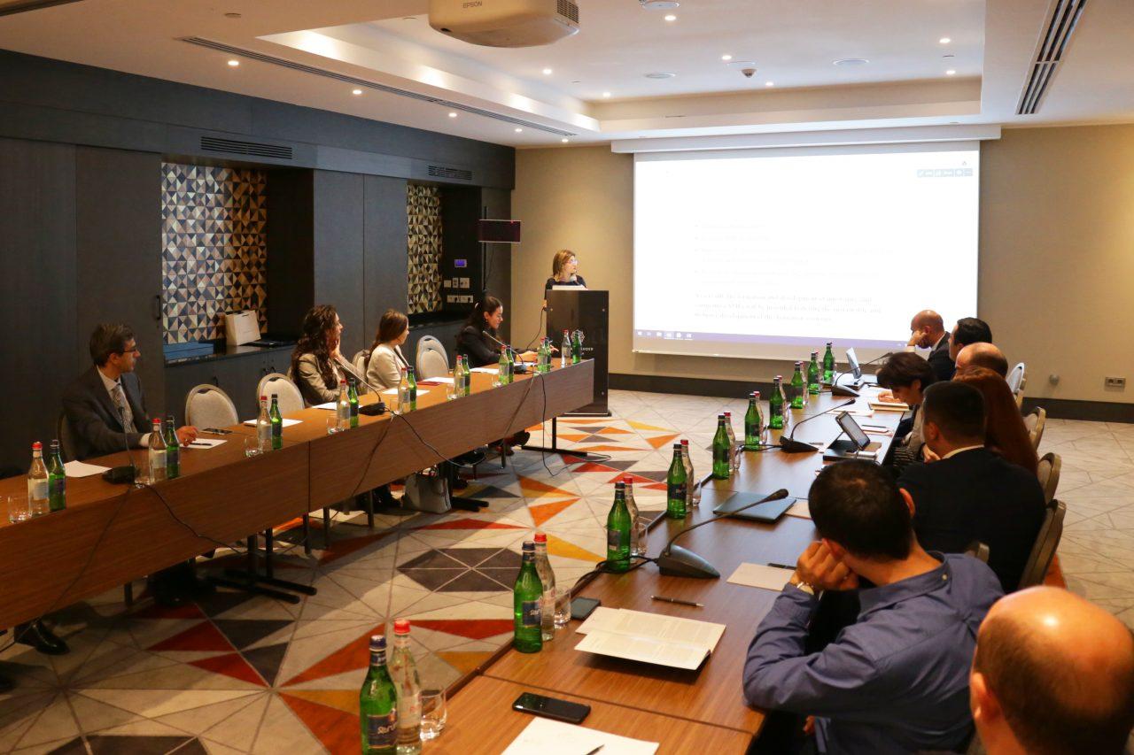 Քննարկվել է ՓՄՁ զարգացման 2020-2024 թվականների ռազմավարությունը Հայաստանում գործող միջազգային կազմակերպությունների հետ