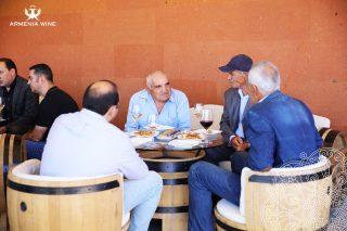 «Արմենիա Վայն»-ում տոնում են տարեցների միջազգային օրը