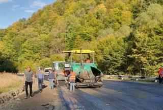 Մեկնարկել են Վանաձոր-Դիլիջան ավտոճանապարհի 20կմ ճանապարհահատվածի հիմնանորոգման աշխատանքները