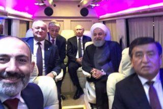 Փաշինյանը լուսանկար է հրապարակել Երևանում գտնվող տարբեր երկրների ղեկավարների հետ