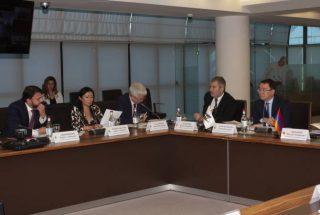 Հանձնաժողովը քննարկել է ԵԱՏՄ միասնական ֆինանսական շուկայի ձևավորման հարցեր
