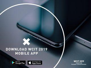 «WCIT 2019»-ը թողարկել է բջջային հավելված