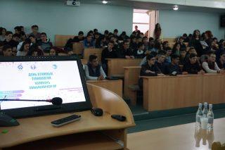 Հայաստանյան ուսանողներն ու աշակերտները ծանոթացան ատոմային տեխնոլոգիաներին