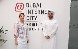 Ձեռնարկությունների Ինկուբատոր Հիմնադրամը կհամագործակցի Dubai Internet City-ի հետ