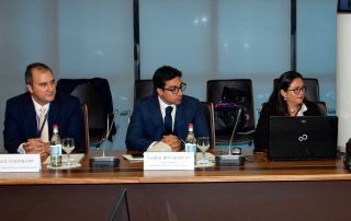 «Անասնապահության ոլորտի ապահովագրության ներդրում» թեմայով հանդիպում-քննարկում Կենտրոնական բանկում
