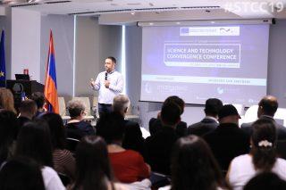 EU-SMEDA ծրագիրն արդեն երրորդ անգամ աջակցում է «Գիտության և տեխնոլոգիաների միավորում» ամենամյա գիտաժողովի կազմակերպմանը