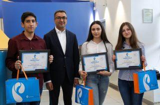Ռոստելեկոմ. կրթաթոշակներ` մրցույթի հաղթող ուսանողներին