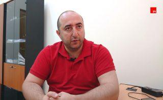Արտակ Մանուկյան. Կարևորել ենք արժեթղթերի  շուկայի ակտիվացումը