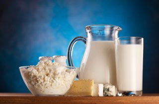2019թ. հունվար-օգոստոսին Հայաստանում կաթի արտադրությունն աճել է 43.7%-ով