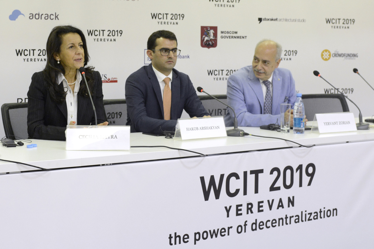 Հայաստանում կբացվի էլեկտրոտեխնիկայի բնագավառում աշխարհում հայտնի «IEEE» ինստիտուտի մասնաճյուղը