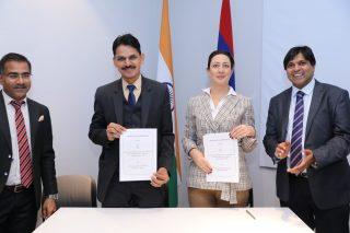 Հայաստանն ու Հնդկաստանը կխորացնեն համագործակցությունը տեխնոլոգիական ոլորտում