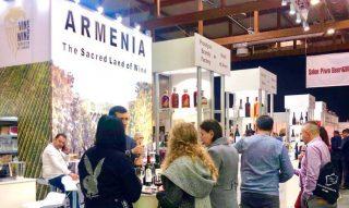 «Արտադրված է Հայաստանում» մակնշմամբ գինիները՝ ENOEXPO 2019 միջազգային 17-րդ ցուցահանդեսում