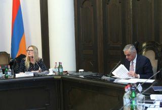 Փոխվարչապետ Մհեր Գրիգորյանի նախագահությամբ կառավարությունում քննարկվել են Հայաստանում ՀԲ աջակցությամբ իրականացվող ծրագրերի ընթացքը