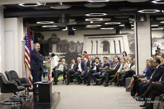 Հայաստանում առկա բարձր տնտեսական տրամադրությունը հույս է տալիս, որ 2020-ին կմեծացնենք տնտեսական աճի տեմպերը. վարչապետ Փաշինյան