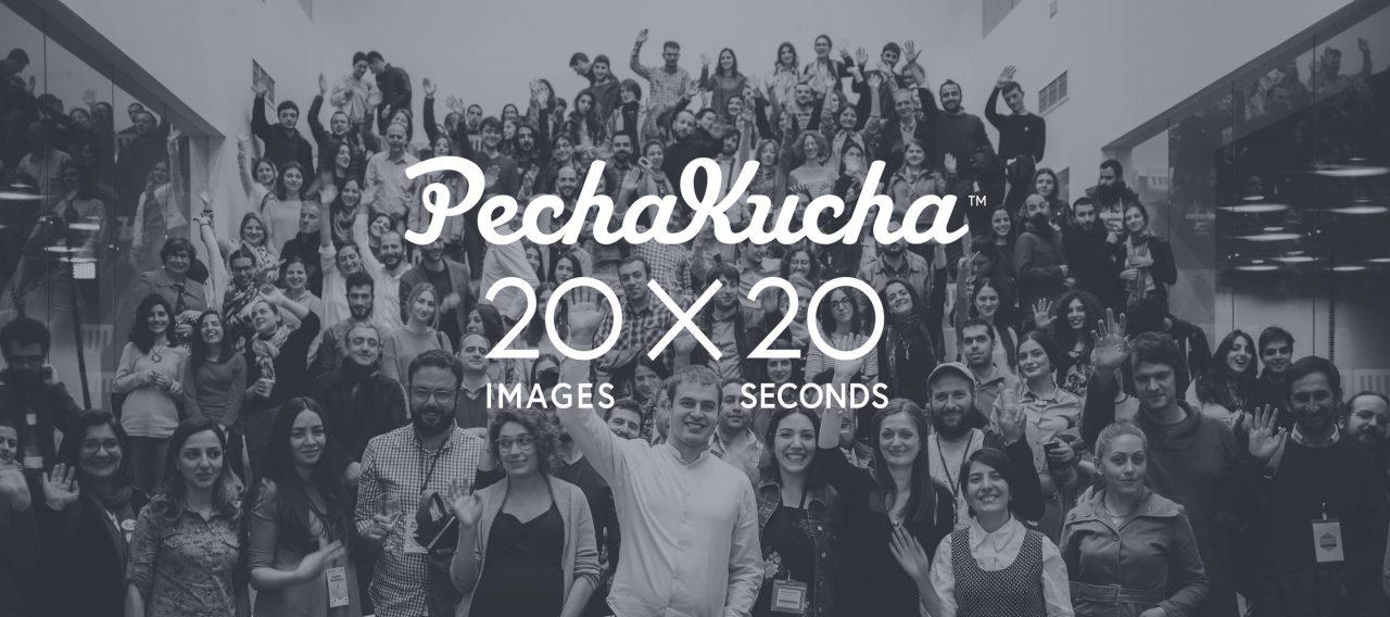 PechaKucha Night. Տեխնոլոգիաներ, որոնք փոխում են մեր կյանքը