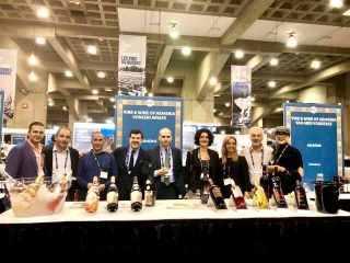 Հայկական գինիներն ընդլայնում են արտահանման աշխարհագրությունը