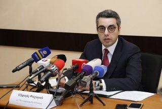 ՊԵԿ նախագահի տեղակալը ՌԴ-ում կմասնակցի ԱՊՀ երկրների հարկային ղեկավարների համակարգող խորհրդի նիստին