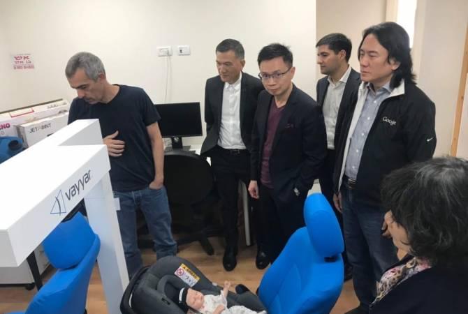 Հայաստանի և Իսրայելի ՏՏ ընկերությունների միջև կստեղծվի համագործակցության նոր կամուրջ