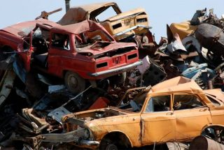 Վերջին երկու ամսում հանրապետությունում հավաքվել է ավտոմեքենաների շուրջ 11 հազար հնամաշ թափք