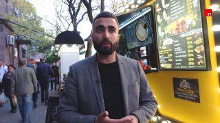 Արեն Մելիքյան. Եթե սրճարանն անիվների վրա է, չի նշանակում, թե անընդհատ պետք է տեղափոխվի. տեսանյութ