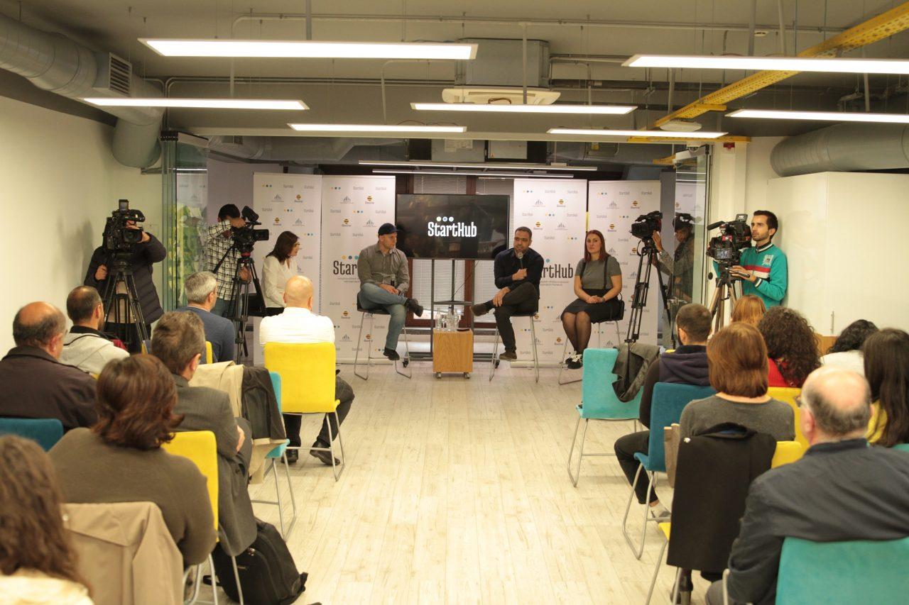 «Ապագայի տեխնոլոգիաներ. Արհեստական բանականություն». տեղի ունեցավ Beeline-ի Starthub Offline հերթական հանդիպումը