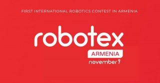 Robotex միջազգային մրցույթը՝ առաջին անգամ Հայաստանում
